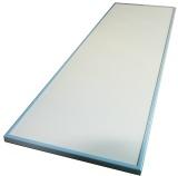 600瓦水湖蓝边框硅晶板