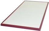 400瓦枣红色边框硅晶板